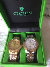 Croton Watches, Brand new 536 km