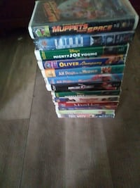 Disney vhs Los Angeles, 91411