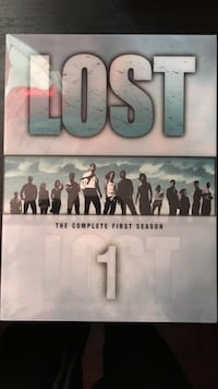 Lost season one  New Hamburg