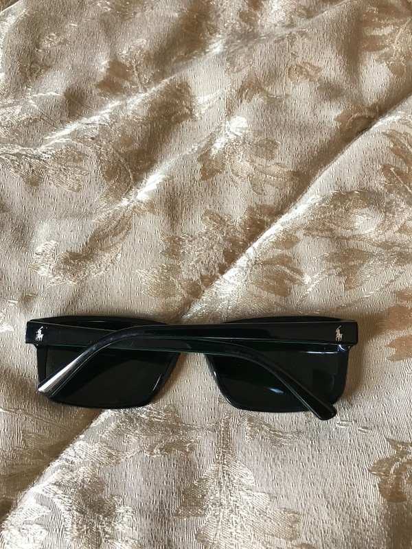 9f56340bdba3 Used Black Polo by Ralph Lauren wayfarer sunglasses for sale in Kearny -  letgo