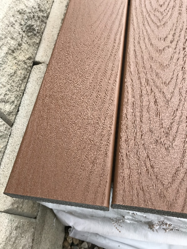Used Trex decking for sale in SANCLEMENTE - letgo