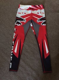 red and black Adidas track pants Harpers Ferry, 25425