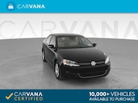 2014 VW Volkswagen Jetta sedan 2.0L TDI Sedan 4D Black  Gaithersburg