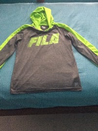 Fila hoodie very good condition