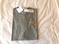 gray and white crew neck shirt Toronto, M3N 2P3