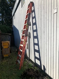 Fibreglass ladders. 10 step 8 step 6 step x2 5steo  starting at $100