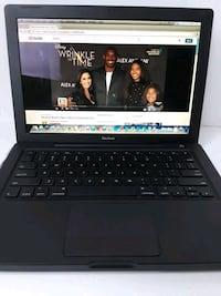 """Macbook Black Apple laptop 13""""inches with Office installed Silver Spring, 20904"""