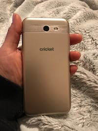 Gold samsung galaxy sol 2