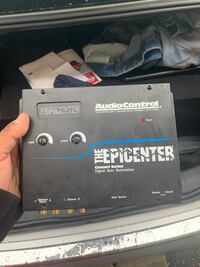 Audio Control Epicenter Car Bass  Los Angeles, 90008