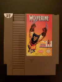 Wolverine for NES Vaughan, L4L