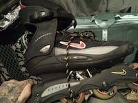 black-and-gray inline skates Brampton, L6V 2E9