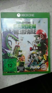 Xbox one Plants vs Zombies Garden warefare