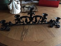 Cast Iron Candelabra  Wood River, 62095