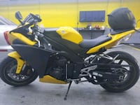 yellow and black sports bike Houston, 77077
