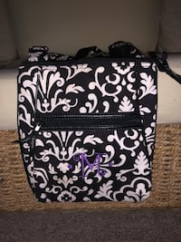 Black and white floral Thirty One bag Stephens City, 22655