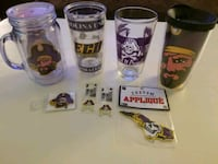 ECU Drinkware and Patches  Concord