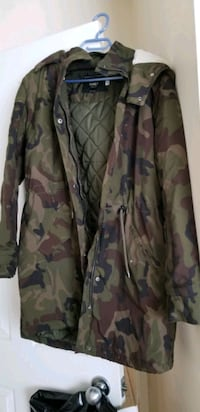 Long Camo Jacket Edmonton, T5X 4X1