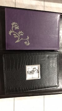 Two photo albums brand new never used both for $20 Toronto, M3L 1M4