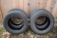 215/65R17 M+S Tires Burnaby, V3J 1N4