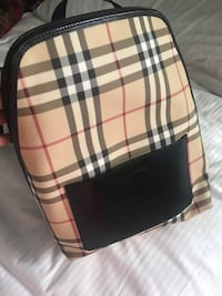 Authentic Burberry Backpack  Adelphi, 20783