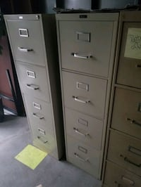 4 draw file cabinet  Chester, 10918