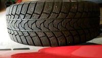 Winter tires with rims....set of 4...205/55/R16 Mississauga