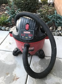12 Gallon Craftsman Vacuum cleaner with excellent condition