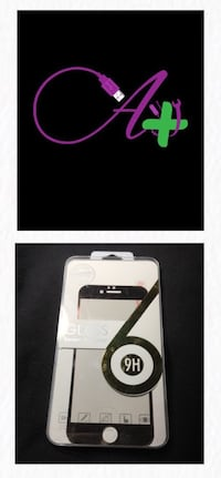 iPhone 6 rose gold front and back temp glass Palm Bay, 32907