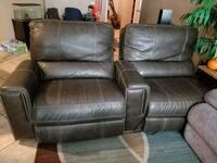 2 new recliners $850 each new  North Las Vegas, 89084