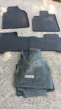 Black car mats Great Falls, 22066