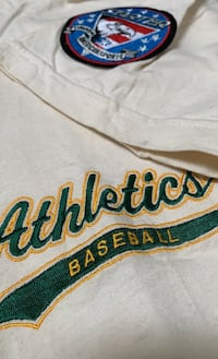 Athletics Baseball shirt