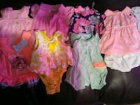 Like new Newborn girl clothes Madison Heights, 24572