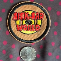 iron-on Patch from the tv show Daria San Leandro, 94577