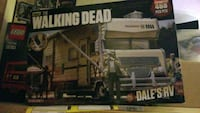Walking dead Dale's RV rare box set unopened Vienna, 22180