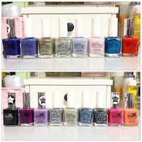 Various Pure Ice Nail Polishes - Brand New 37 PCS in Total Brampton, L6Y 3B8