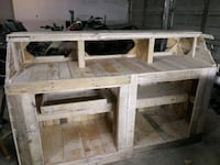 This is rustic wood work that i am building it mor Cleveland, 77327