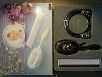 Silver Plated Christening Gift Set  Mississauga, L5N 2X2