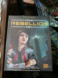 Rebellion board game Richmond, V6Y 1Y4