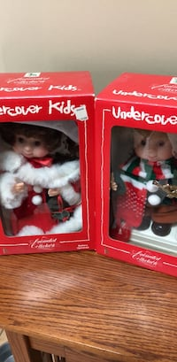 Christmas Undercover Kids Animated Cicero, 13039