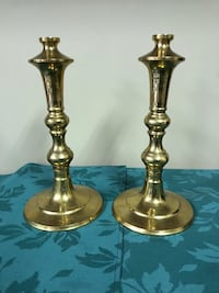 Brass Candlestick Holders Calgary, T1Y 6S2
