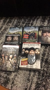Duck dynasty seasons 1 to 6 and life of. Si 20 for all