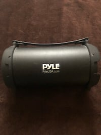 PYLE USA portable Bluetooth speaker