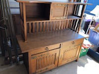 Antique buffet first 250 takes it today Lake in the Hills, 60156