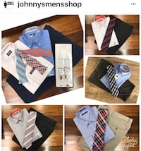 Everything you need for homecoming and more. Johnny's men store located 605 W 3rd St, Thibodaux, LA 70301