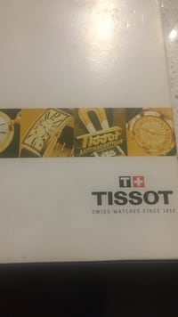 Tissot switch watch