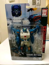 Transformers TR Topspin Alexandria, 22306