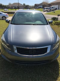 2008 Honda Accord with extra features and low miles Pensacola