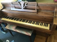 Upright piano with bench Dedham, 02026
