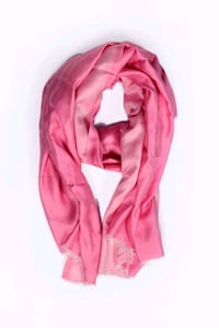 Reversible 2 color pashmina smooth shawl Queens, 11101