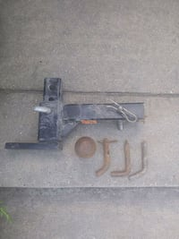 Adjustable hitch + accessories.  $40.00 o.b.o. Forest Hill, 21050